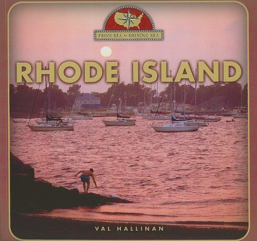 9780531208120: Rhode Island (From Sea to Shining Sea, Second)