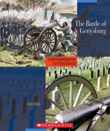 9780531208274: The Battle of Gettysburg (Cornerstones of Freedom Second Series)