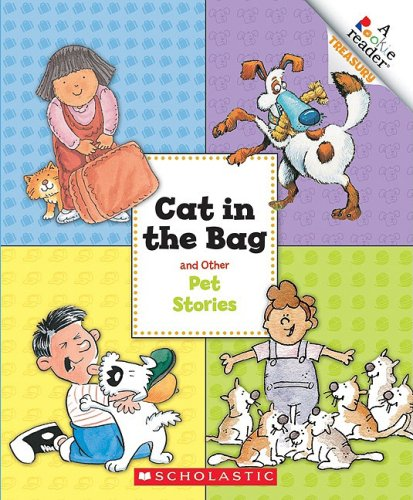 Cat in the Bag and Other Pet: Larry Dane Brimner;