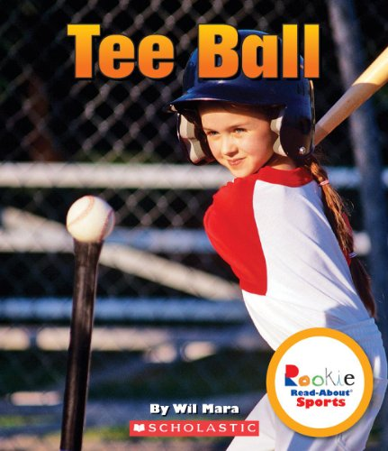 9780531209264: Tee Ball (Rookie Read-About Sports)