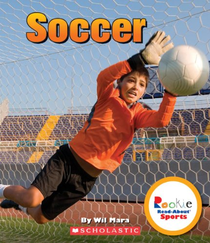 9780531209271: Soccer (Rookie Read-About Sports)