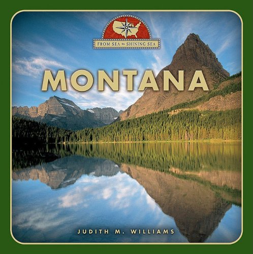 9780531211359: Montana (From Sea to Shining Sea, Second)