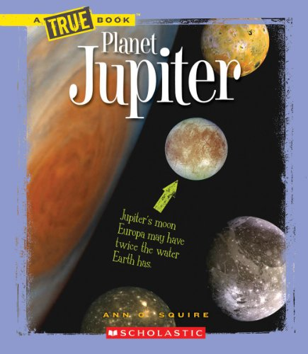 9780531211519: Planet Jupiter (True Books)