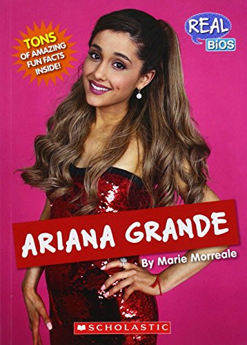 9780531212721: Ariana Grande (Real Bios)