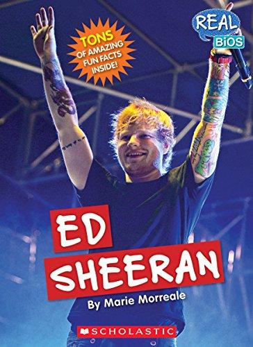 9780531212745: Ed Sheeran (Real Bios)