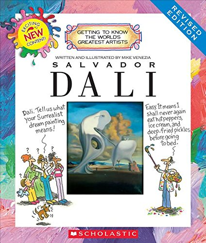 9780531213247: Salvador Dali (Revised Edition) (Getting to Know the World's Greatest Artists)