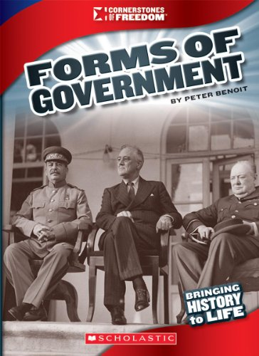 9780531213308: Forms of Government (Cornerstones of Freedom. Third Series)
