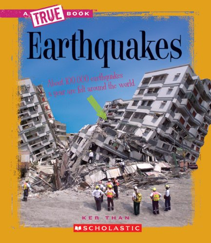9780531213506: Earthquakes (True Books: Earth Science (Paperback))