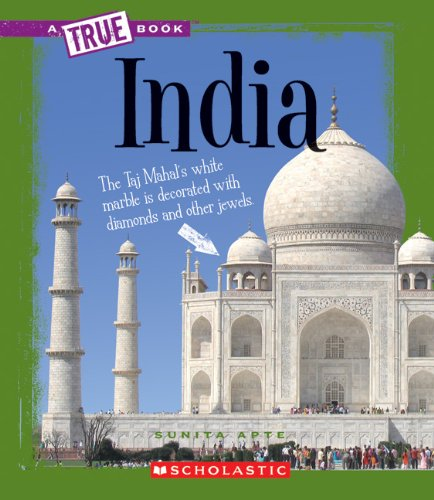 9780531213575: India (True Books: Countries (Paperback))