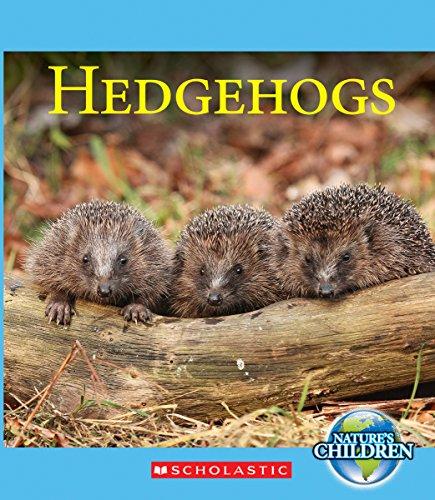 9780531213902: Hedgehogs (Nature's Children)