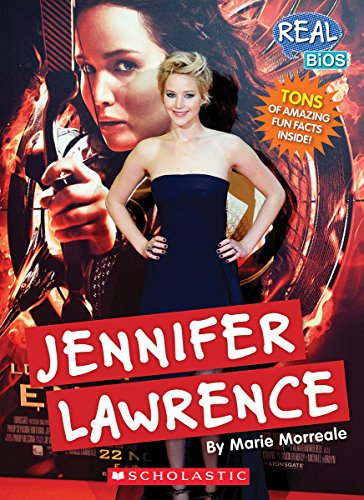9780531214282: Jennifer Lawrence (Real Bios)