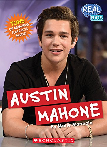 9780531214305: Austin Mahone (Real Bios)