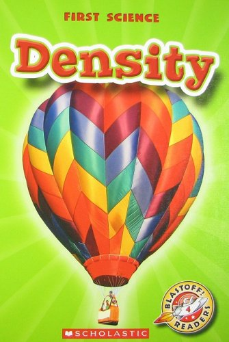 9780531216156: Density (Blastoff! Readers: First Science)