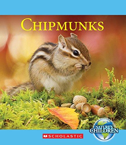 9780531216583: Chipmunks (Nature's Children (Children's Press Paperback))