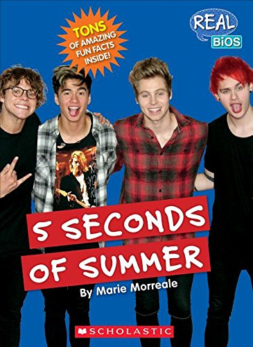 9780531216620: 5 Seconds of Summer (Real Bios)