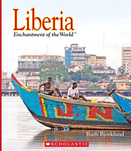 Liberia (Library Binding): Ruth Bjorklund
