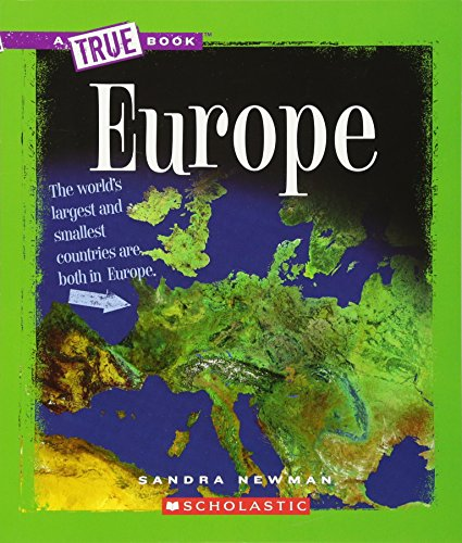9780531218297: Europe (True Books)