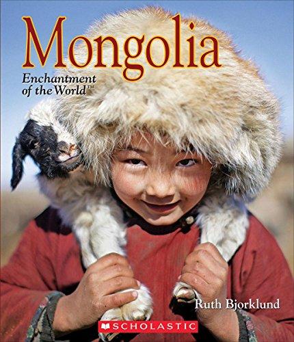 Mongolia (Library Binding): Ruth Bjorklund