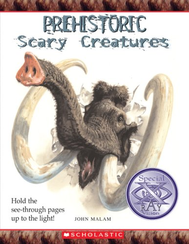 9780531219010: Prehistoric Scary Creatures (Scary Creatures (Paperback))