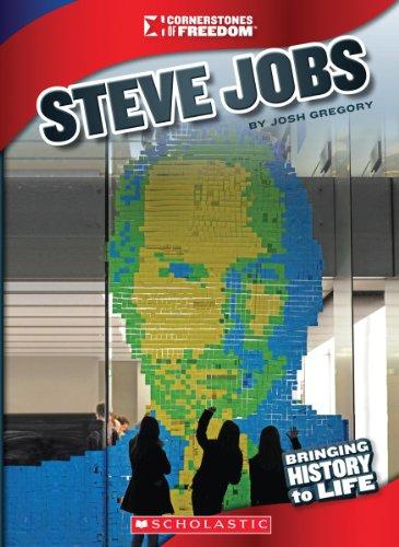 9780531219645: Steve Jobs (Cornerstones of Freedom)