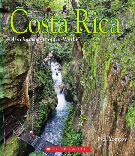 9780531220146: Costa Rica (Enchantment of the World, Second)