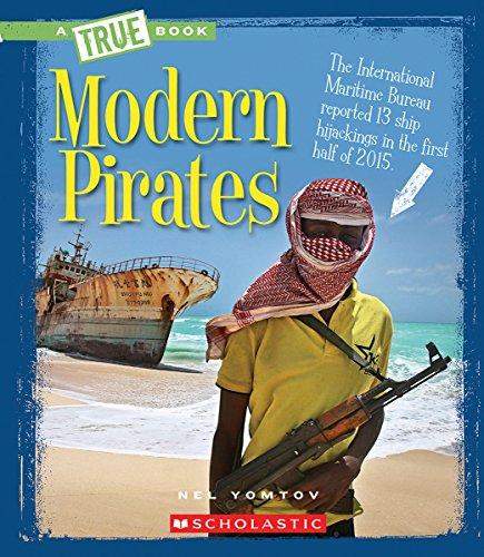 9780531220795: Modern Pirates (True Bookthe New Criminals)