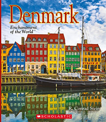 9780531220832: Denmark (Enchantment of the World, Second Series)