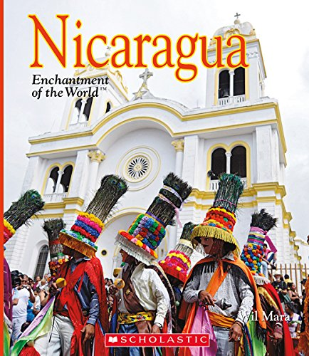 9780531220900: Nicaragua (Enchantment of the World, Second)