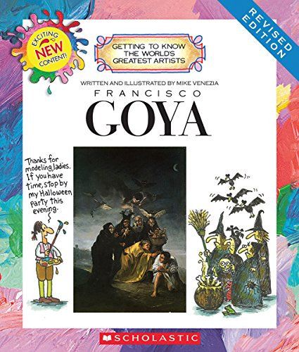 9780531221068: Francisco Goya (Getting to Know the World's Greatest Artists (Paperback))