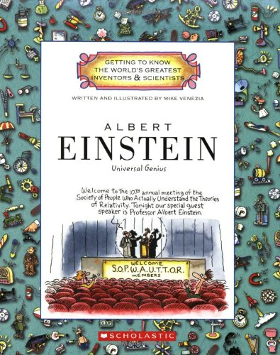 9780531222065: Albert Einstein: Universal Genius (Getting to Know the World's Greatest Inventors and Scientists)