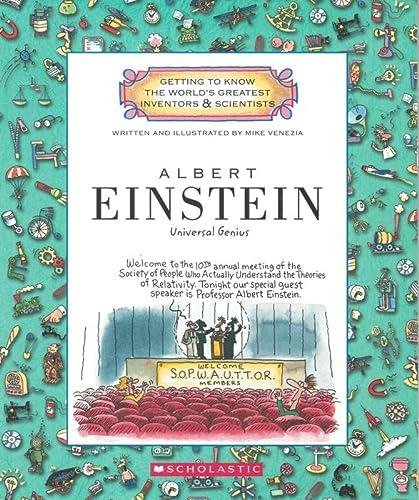 9780531222065: Albert Einstein: Universal Genius (Getting to Know the World's Greatest Inventors & Scientists)