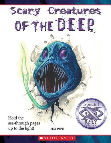 9780531222270: Scary Creatures of the Deep