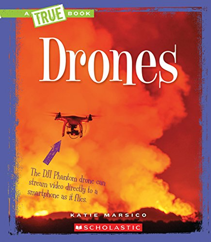 9780531222706: Drones (True Books)
