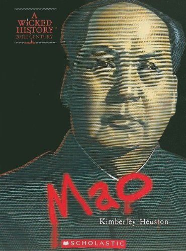 9780531223567: Mao Zedong (Wicked History)