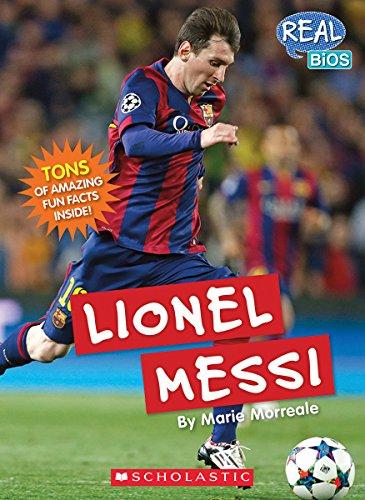 9780531223796: Lionel Messi (Real Bios)