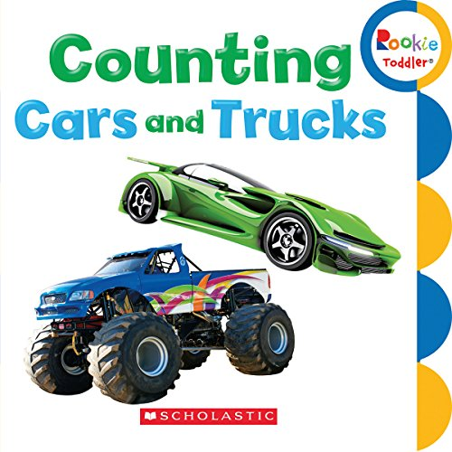 9780531224533: Counting Cars and Trucks (Rookie Toddlers)