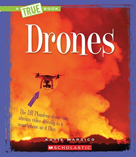 9780531224809: Drones (True Book)