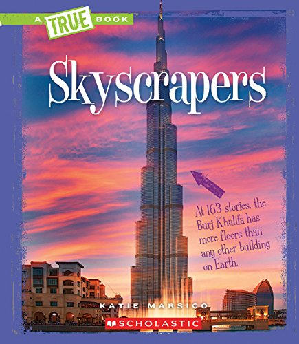 9780531224830: Skyscrapers (A True Book)