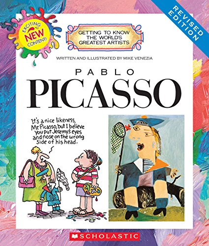 9780531225370: Pablo Picasso (Revised Edition) (Getting to Know the World's Greatest Artists)