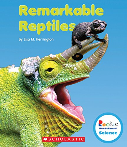 9780531226032: Remarkable Reptiles (Rookie Read-About Science: Strange Animals)