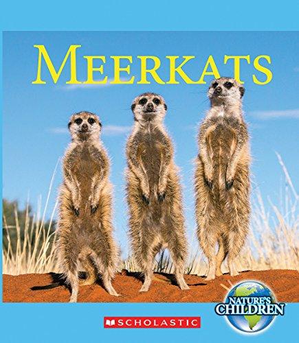 9780531227213: Meerkats (Nature's Children)