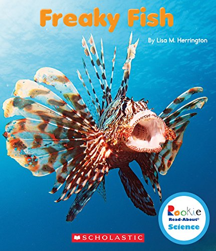 9780531227473: Freaky Fish (Rookie Read-About Science: Strange Animals)