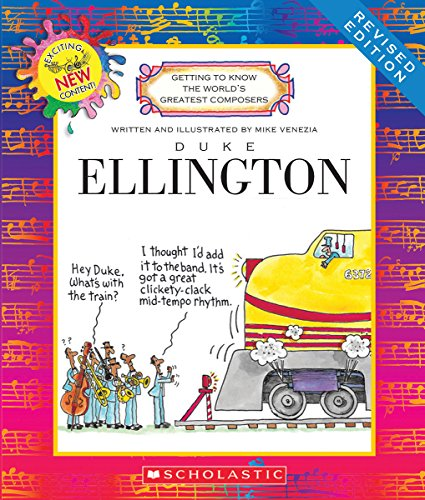 9780531230367: Duke Ellington (Getting to Know the World's Greatest Composers)