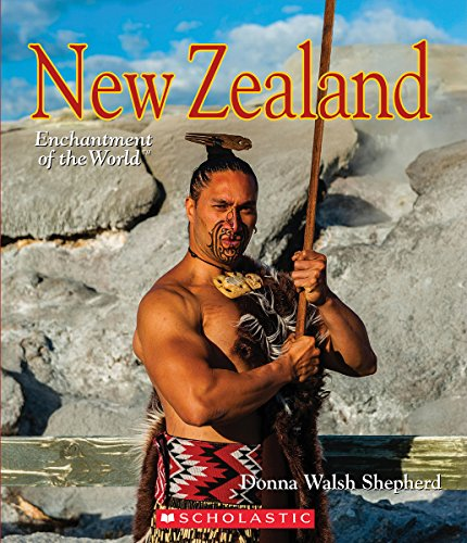9780531232965: New Zealand (Enchantment of the World)