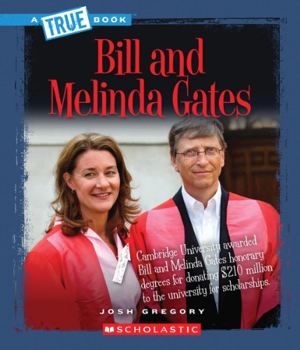 9780531238769: Bill and Melinda Gates (True Books)