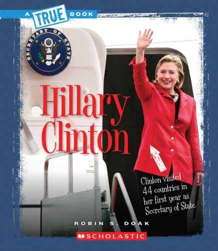 9780531238776: Hillary Clinton (True Books)