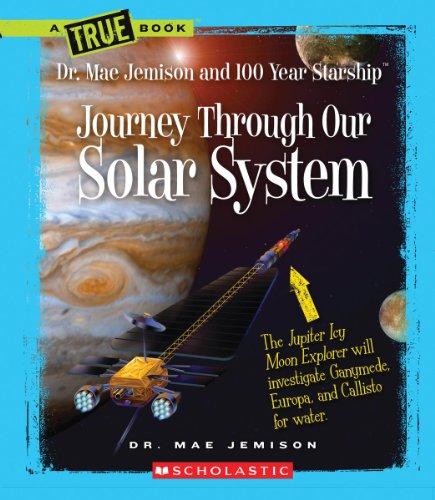 Journey Through Our Solar System (Paperback): Mae Jemison