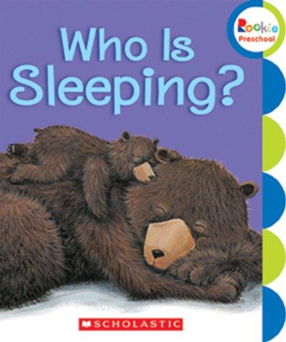 9780531245866: Who is Sleeping? (Rookie Preschool)