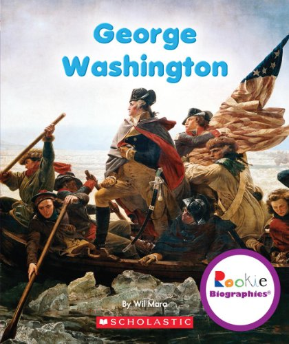 9780531247020: George Washington (Rookie Biographies)