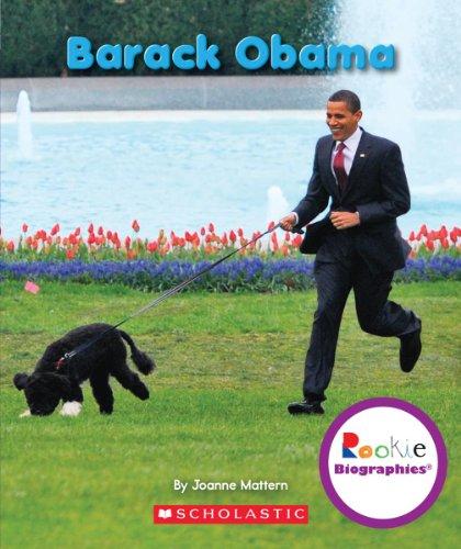 9780531247358: Barack Obama (Rookie Biographies)